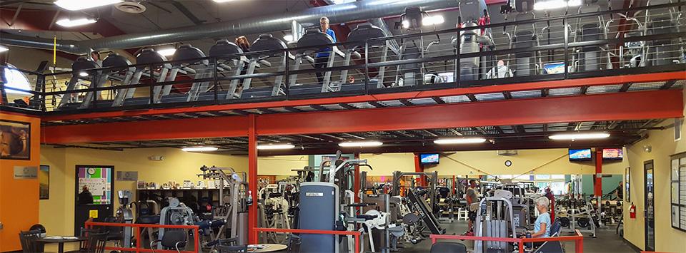 Home lake stevens athletic club